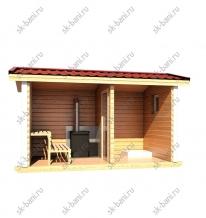 готовые бани с доставкой и установкой цена до 100000 спб